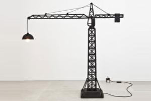 Wrecking Ball Light. Дизайн  Studio Job.