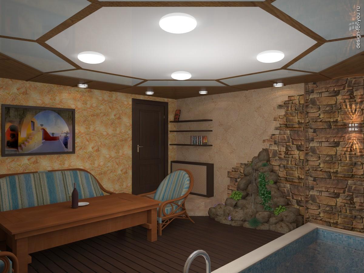 Сауна в подвале жилого дома фото