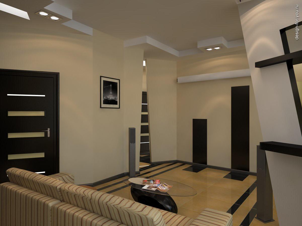 Интерьер квартиры потолок фото