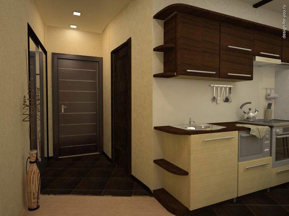 Готовые дизайн-проекты квартир в домах серии П-44Т